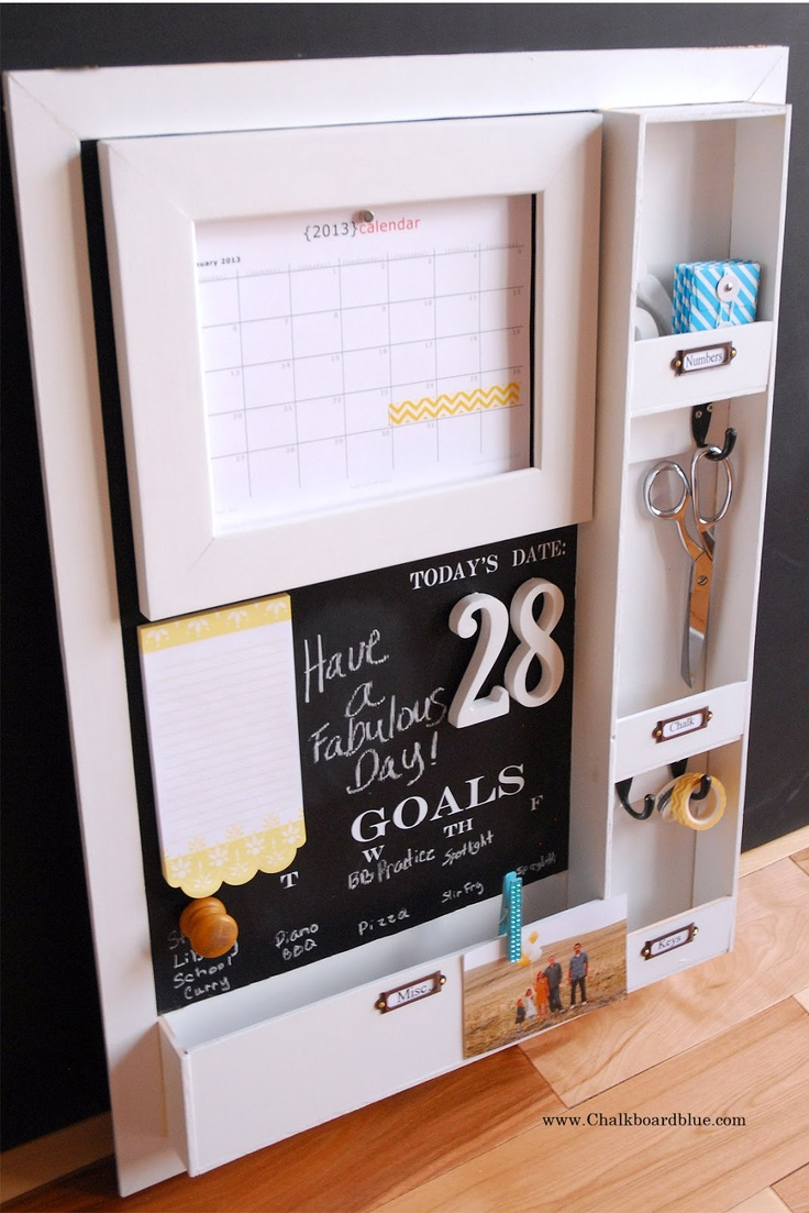 Best 25 Kitchen Message Center Ideas On Pinterest