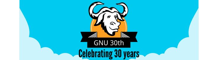 Thirty years ago this month, the GNU system announcement sparked a conversation that has grown into the global free software movement. Now we invite you to join the GNU community in celebrating this important occasion, and creating a future where GNU is stronger than ever.