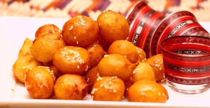 how to make best easy homemade lokma recipe ramadan iftar step by step with images