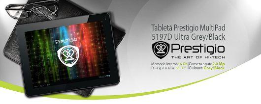 Tableta Prestigio MultiPad 5197D