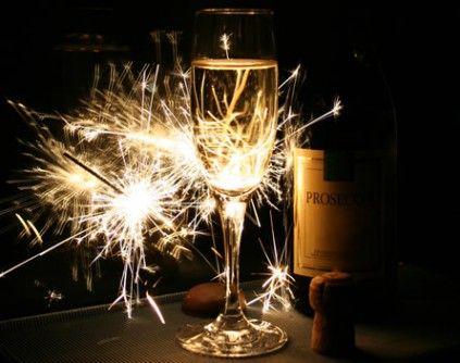 Sektproduktion: Prosit Neujahr! - http://k.ht/3Pb