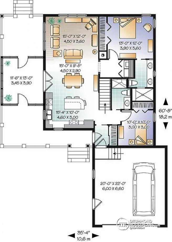 Open House Plans For Empty Nesters House Plan 2017