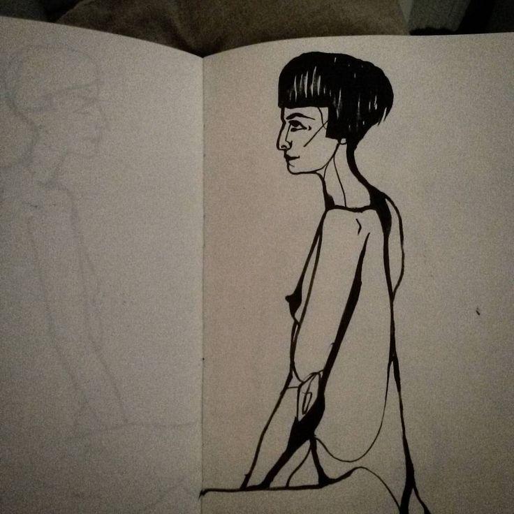 Life drawing by Kiira Sirola ©
