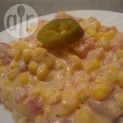 Trempette de maïs chaude à la mexicaine @ qc.allrecipes.ca
