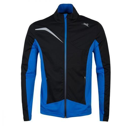 #Hybrid trail giacca da corsa da uomo Blu  ad Euro 47.94 in #Max q com #Uomo