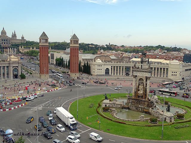 Barcelona- Placa Espanya | Útikalauz