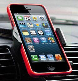 FREE Car Vent Phone Mount - http://freebiefresh.com/free-car-vent-phone-mount/