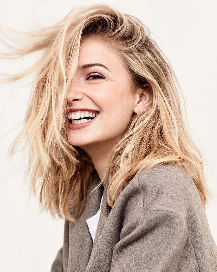 #SophieSimnett #Frisuren #Stil #blondehair #natura…