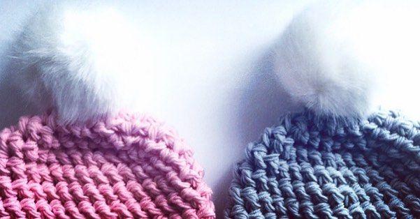 When the toque just isnt a toque without the pom!!      @etsy @etsyca #handmade #maker #makersgonnamake #shoplocal #crochet #crochetersofinstagram #instacrochet #merinowool #sugarbushyarns #yarnspirations  #bernatpompom #toque #winterwear