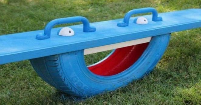 Artesanato Folclore Da Região Sudeste ~ artesanato pneu reciclado brinquedo infantil Coisas de Jardim Pinterest Artesanato