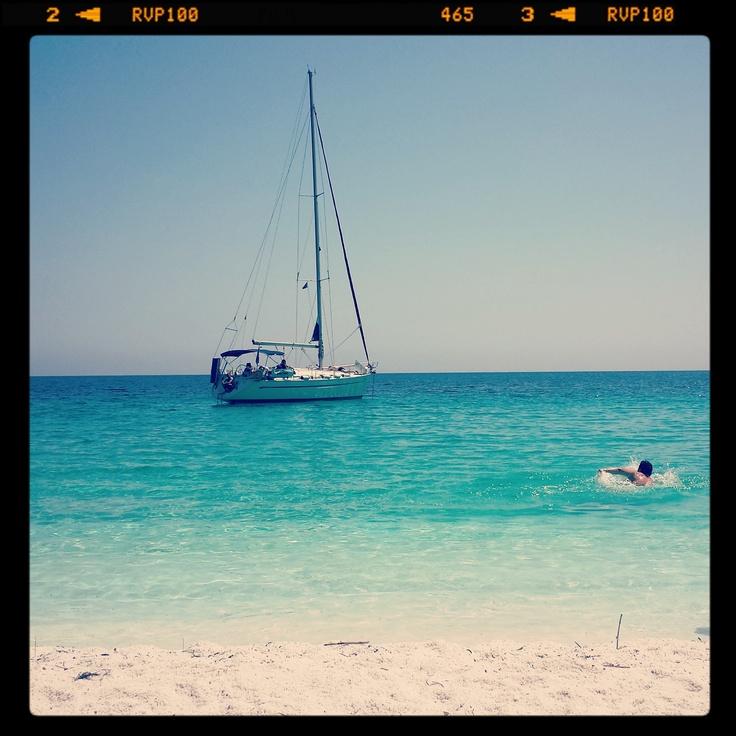 Marble Beach- Thassos