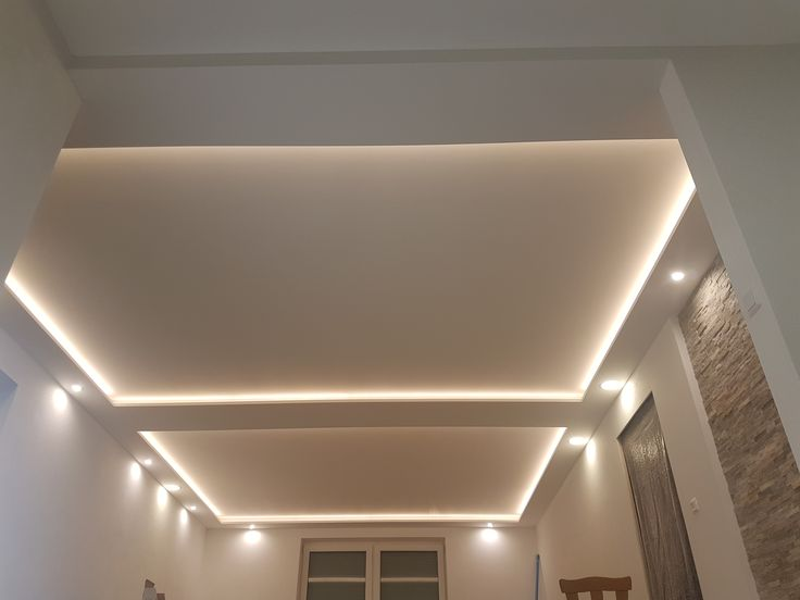 Indirekte Beleuchtung Led Selber Bauen. Simple Indirekte Blau With ...