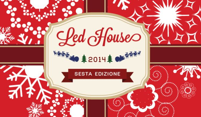Led House 2014 Logo