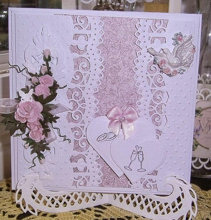 Rosa bröllop