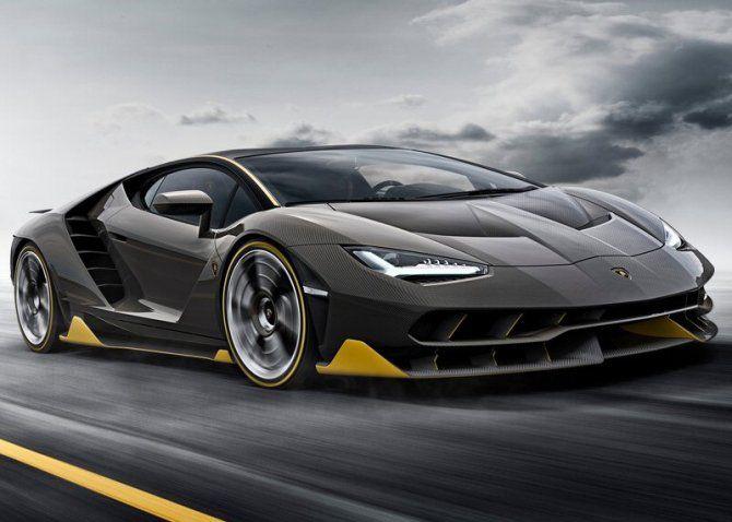 """La Lamborghini Centenario incanta il """"Goodwood Festival of Speed"""" - Repubblica.it"""