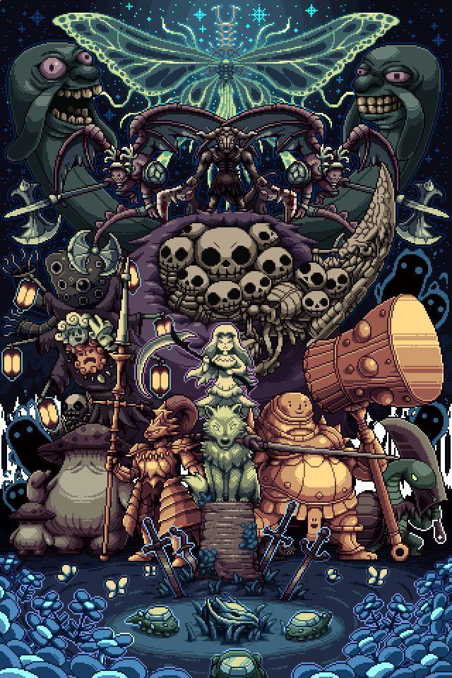 Darksouls Pixel Art Dark Souls Art Pixel Art Dark Souls Meme