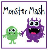 Monster Printables from HSS