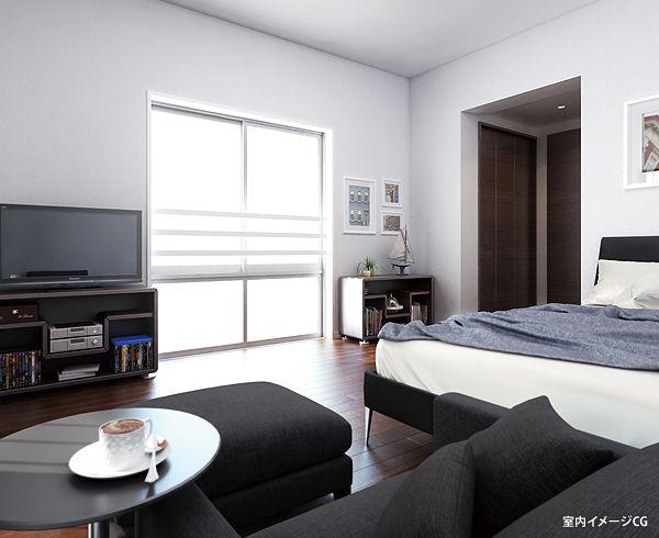 デザイン|XEBEC池上Ⅱ|デュアルタップの投資用新築マンション