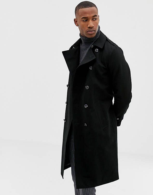 Men S Trench Coats Winter, Asos Trench Coat Men