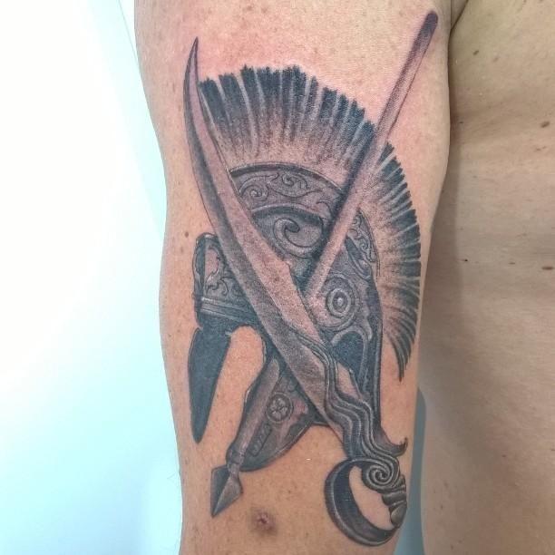 Conheça nossa seleção com 50 fotos impressionantes de tatuagens de São Jorge para você se inspirar. Confira!
