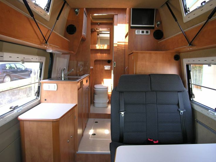 Mercedes Benz Rv Interior