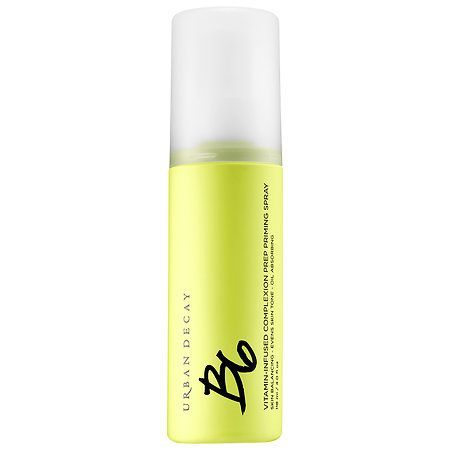B6 Vitamin-Infused Complexion Prep Spray - Urban Decay   I feel like this stuff has really been helping with my complexion!!