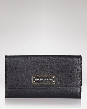 MARC BY MARC JACOBS Wallet - Too Hot to Handle Long   Bloomingdale's