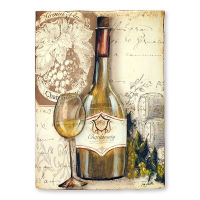 63 best kitchen images on pinterest wine cheese bottle for Wine and dine wall art