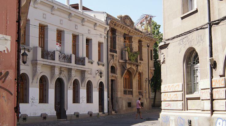Barrio Concha y Toro, Santiago ,Chile.