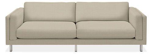 Cade Custom Sofa - Modern Custom Sofas - Modern Custom Furniture - Room & Board