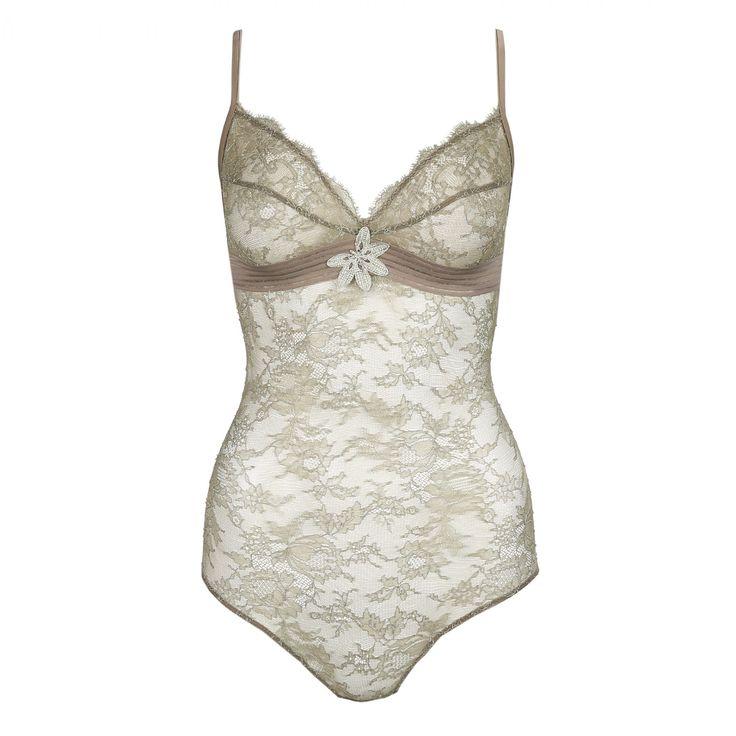 Marie Jo Angelina Body In Vert Amazon - Angelina - Marie Jo - Our Brands