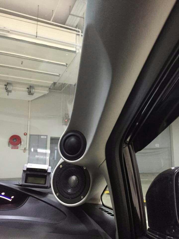Beautiful Honda Civic pillar builds