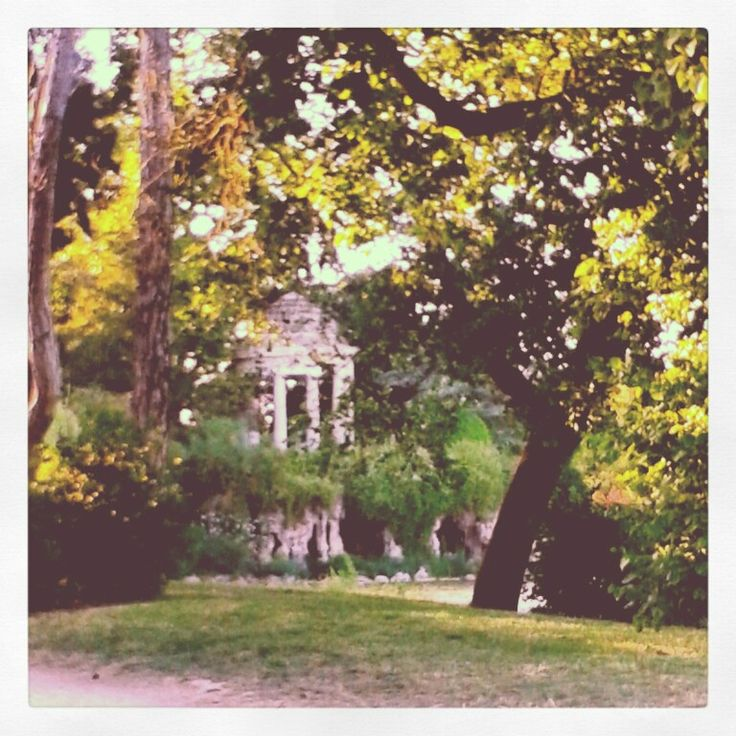 Île de Reuilly #Paris #Reuilly #BoisDeVincennes