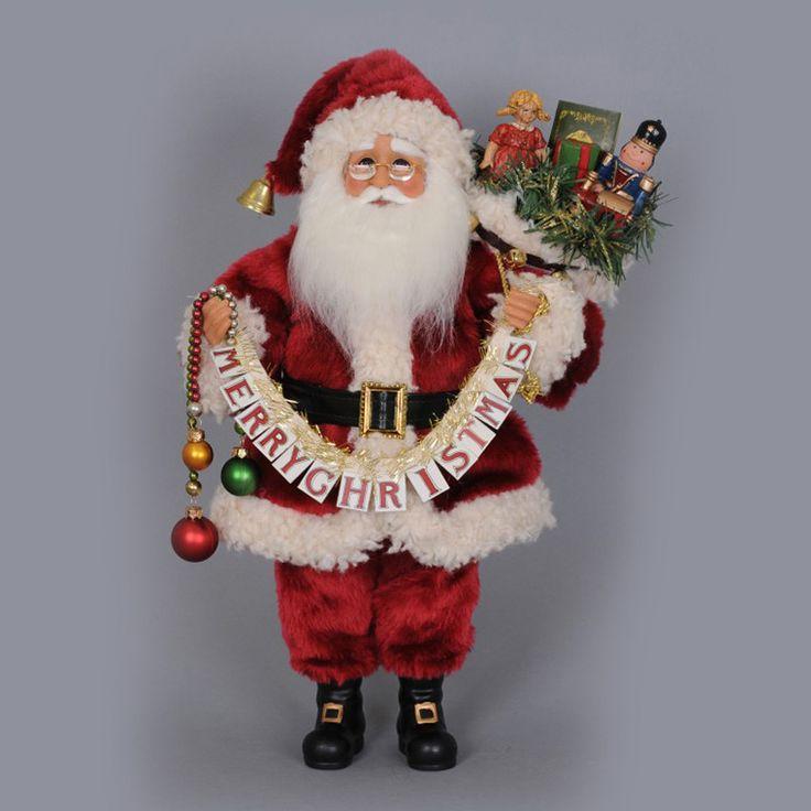Christmas Lights Shop Adelaide: 17 Best Images About Karen Didion Santas On Pinterest