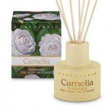 Camelia illatú illóolaj kamélia illatú - Rendeld meg online! Parfüm és kozmetikum család az olasz Lerbolario naturkozmetikumoktól