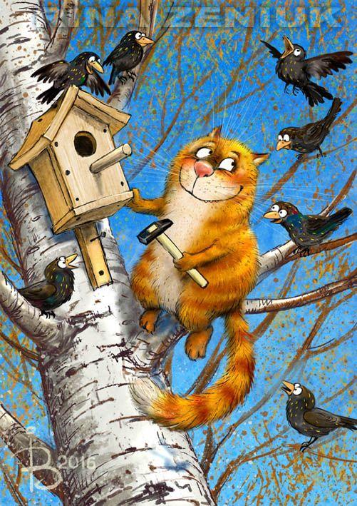 Просмотреть иллюстрацию Птицелюб из сообщества русскоязычных художников автора Рина З. в стилях: 2D, нарисованная техниками: Компьютерная графика.