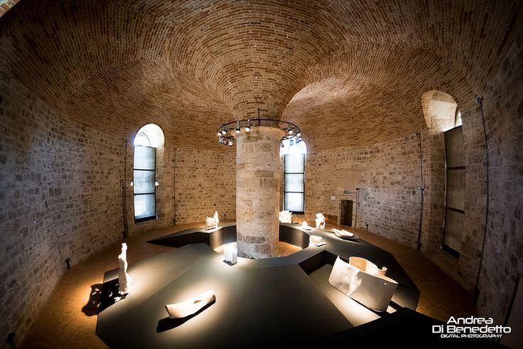Circular Room - Mastio del Forte Malatesta - Ascoli Piceno