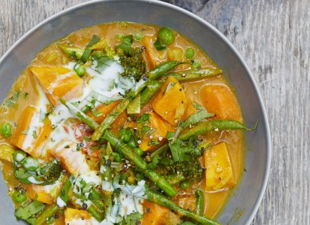 Turmeric Masala Curry