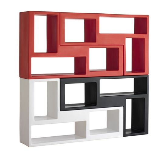 Modular Bookcase Furniture Design Of Urban Collection By Claudio Bellini.  These Bookcases Come In Many Colors Including Green, But Canu0027t Figure Out  Where To ... Gallery