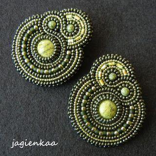 http://polandhandmade.pl/ #polandhandmade #jewelry #beadembroidery