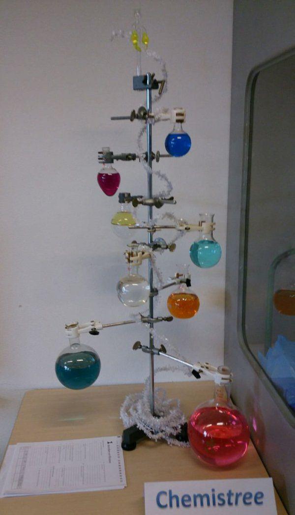 chemistry ... chemistree