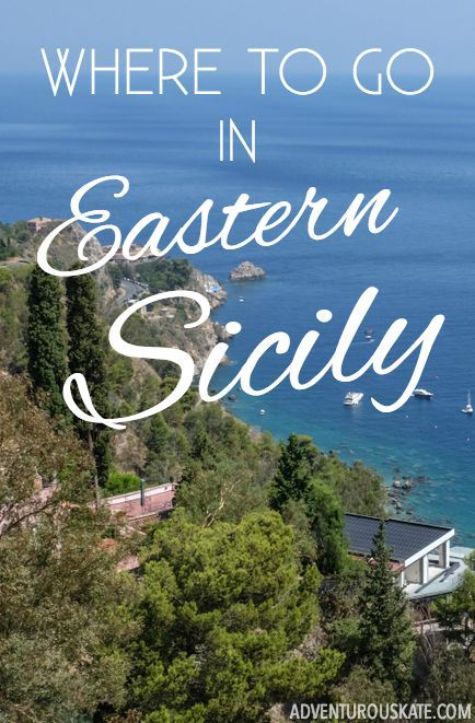 While Sicily is full of beauty everywhere you look, you'll find many of its best treasures in the eastern part of the island.
