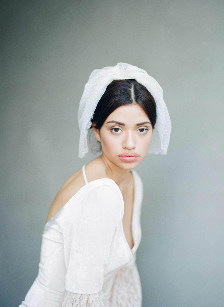 20 Stunning & Unique Wedding Veils You Haven't Seen Before #WeddingHairstyles