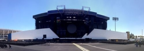 Roger Waters - The Wall. México, abril 2012