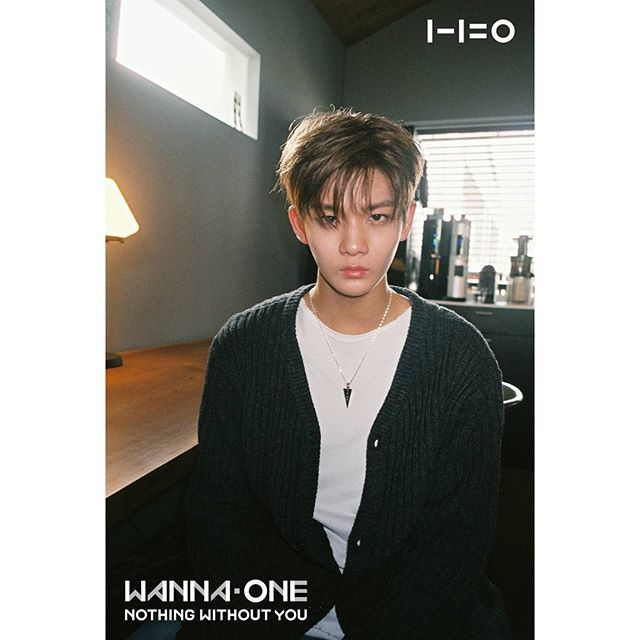 "Wanna One | 2nd Album Photo #배진영 Wanna One ""1-1=0 (NOTHING WITHOUT YOU)"" 2017.11.13 Album Release!"