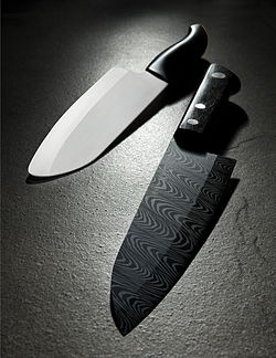 Ceramic knifes - I got my lil sis a couple of these.. and they really turned out to be fantastic. I <3 em heh.