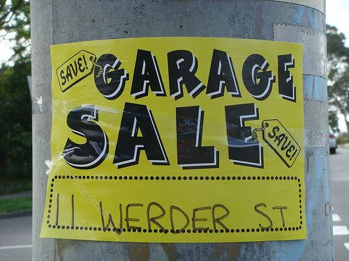Money Saving Mom made a thousand bucks from her last garage sale. Here are her great tips for a successful sale.