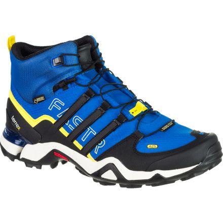Adidas OutdoorTerrex Fast R Mid GTX Hiking Boot - Men's
