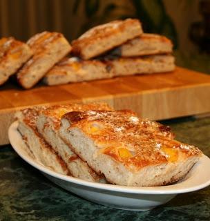 Profumo di Lievito: la focaccia dolce vaniglia e caramello