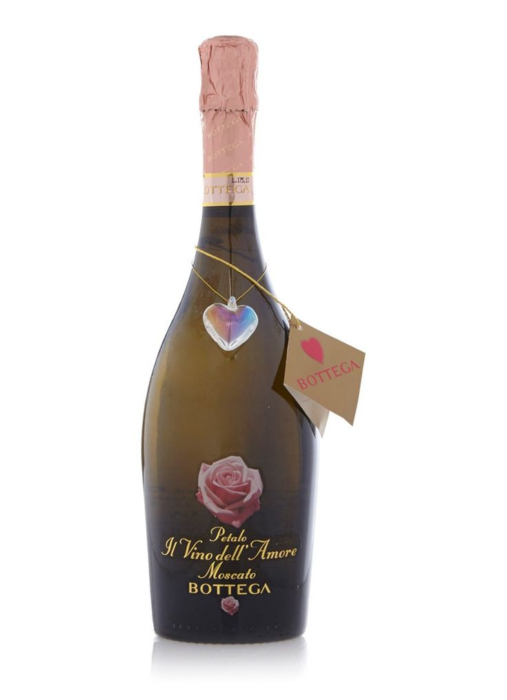 Op zoek naar Bottega Petalo Il Vino dell' Amore Moscato mousserende wijn 750 ml  ? Ma t/m za voor 22.00 uur besteld, morgen in huis door PostNL.Gratis retourneren.